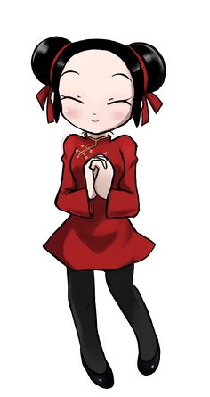 PUCCA SYOUJYO by GaruGiroSonicShadow