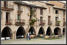 Medieval, Spain, Street View, Madrid, Plaza, Hidden Places, Places To Visit, Zaragoza, Pyrenees