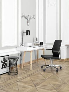 Swivel - MyTurn - Executive chairs - Category - Products - Profim