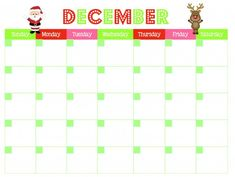 Items similar to December Elf on the Shelf Blank Calendar - PDF Elf on the shelf Printable-Christmas Printable- Elf Printable on Etsy Christmas Planner Free, Christmas Calendar, Christmas Planning, Free Christmas Printables, Organized Christmas, Christmas 2015, Christmas Ideas, Blank Calendar Pdf, Calendar Printable