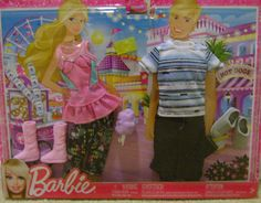 Barbie Ken Fashion Clothes Carnival Fun Date Fashion Pack New | eBay