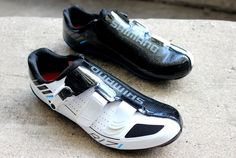 Shimano R171 road cycling shoes - review