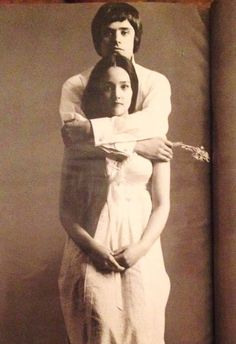Olivia Hussey and Leonard Whiting, Sept 1968, Vogue Magazine Paris