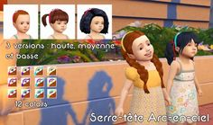 Sims Artists: Chance headband • Sims 4 Downloads