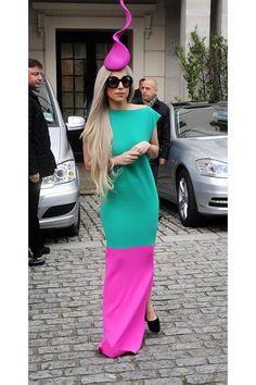 Happy 30th Birthday, Lady Gaga! See Her Wildest Fashion Moments