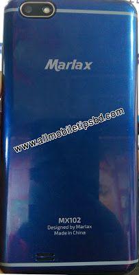 Marlax MX102 Flash File  Marlax MX102 Firmware  Firmware Version