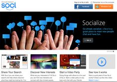 So.cl: A social networking site with an edge Microsoft, New Social Network, Seo News, Start Ups, Social Media Branding, Liking Someone, Meeting New People, Social Networks, Social Media Marketing
