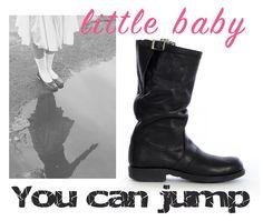Divertimento in sicurezza per i tuoi bambini! Stivale 3/4 in pelle ingrassata con effetto vintage, loop interno in tessuto con logo, fibbia brunita con cinturino regolabile al polpaccio, suola in gomma. http://bit.ly/1yWw0Vr #scarpe#shoes#IloveOnlineShopping#onlineshopping #kids