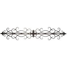 Get Black Scroll Metal Wall Decor online or find other Wall Art products from HobbyLobby.com