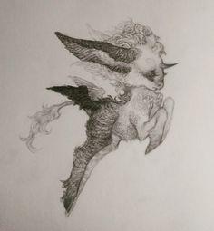 Leap by gawki Unicorn Art, Pretty Art, Aesthetic Art, Cute Drawings, Traditional Art, Art Tutorials, Art Inspo, Art Sketches, Art Reference