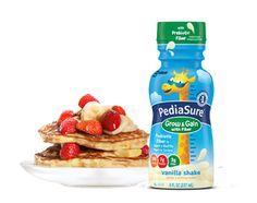 Waffles and Pancakes Recipe - Recipes for Kids - PediaSure