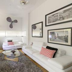 Mark & Duncan's All Star Living Room