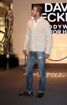 #FashionTips#UK:  #David Beckham by Blog Gallery, via Flickr