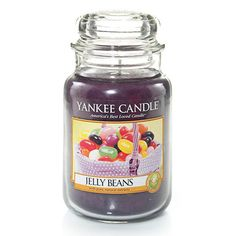 Jelly Beans : Large Jar Candles : Yankee Candle