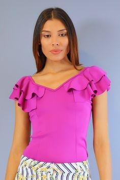 I Dress, Lace Dress, Ruffle Blouse, Moda Outfits, Modelista, Pants Pattern, What I Wore, Dress Patterns, Blouse Designs