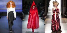 Paris Fashion Week Day 5 Compilation: Jean Paul Gaultier's last runway show!