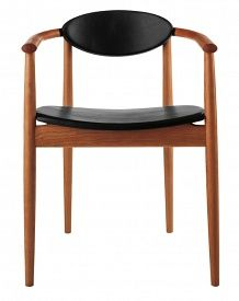Ellipse Dining Chair 1