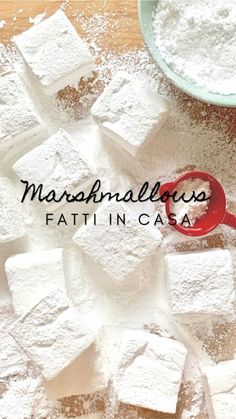 francescosaccomandi • Audio originale Marshmallows, Cooking Time, Sweets, Audio, Dessert, Marshmallow, Good Stocking Stuffers, Candy, Desserts