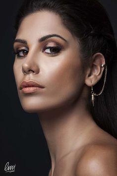 Arabic Makeup...smokey eyes beauty