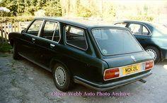 1970s BMW Bavaria Shooting Brake