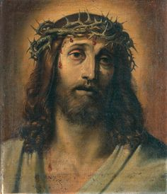 Christ crowned with thorns by Annibale Carracci