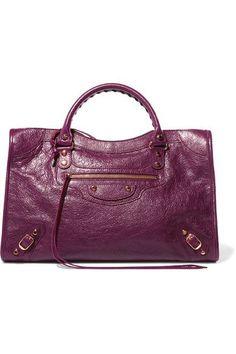 Balenciaga - Classic City textured-leather tote 514dc399ab29e