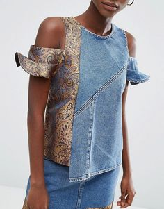Discover the latest fashion & trends in menswear & womenswear at ASOS. Shop our collection of clothes, accessories, beauty & Denim Fashion, Boho Fashion, Fashion Outfits, Elegantes Business Outfit, Jean Diy, Jeans Trend, Mode Jeans, Denim Ideas, Mode Boho