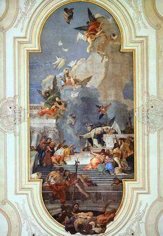 Tiepolo the Rosary 1737