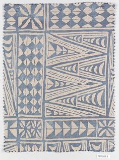 MELILLA Fortuny (Italian, founded 1906) Medium: Cotton Dimensions: L. 12, W. 9 inches (30.5 x 22.9 cm.) Classification: Textiles-Printed  @ the met