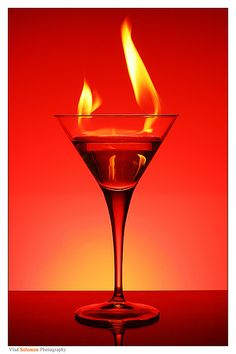 Martini from Hell