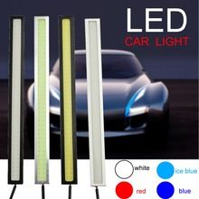 1pcs 17cm 12V Ultra-thin COB Chip LED Car Auto DRL Daytime Driving Running Fog Light Lamp   1pcs 17cm 12V Ultra-thin COB Chip LED Car Auto DRL Daytime Driving Running Fog Light Lamp Free shipping After April 1, the products will be a modest upgrade price, because it have a better quality, higher costs, hope buyers can understand. This product was in hot sale,if you find this item were not in stock,pls kindly click the other listing to purchase.Hope all of you ...    US $0.85…