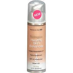 Neutrogena Healthy Skin Enhancer SPF20 1.0 Fl Oz   I need to get this :)