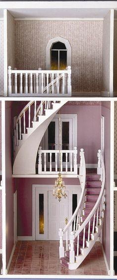 Three floors? Sure. Visible? 'Kay.