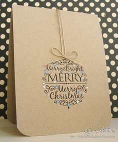 Christmas Bauble | HA Digikit: Merry and Bright Details here… | Lucy Abrams | Flickr
