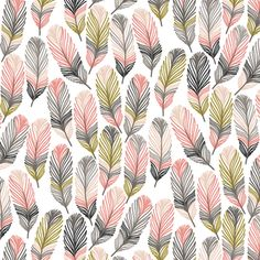 Hawthorne Threads - Feathers - Feathers in Harvest