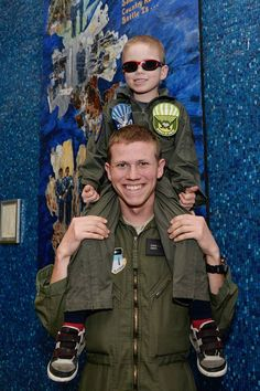 At 4 years old, Conner was diagnosed with a rare and highly aggressive bone cancer. He is now cancer-free and recently became a US Airforce Academy Cadet for a Day. Along with his family, Conner is raising awareness for childhood cancer and the Bone Marrow Registry through Conner's Crusade.