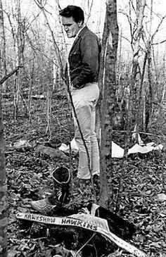 Patsy Cline Car Crash Photos