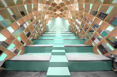 Librería Conarte,© Estudio Tampiquito
