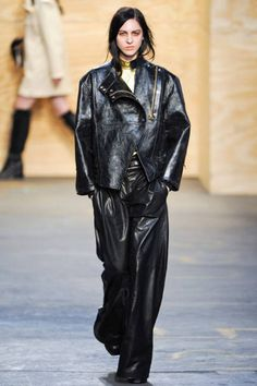 Top Trends From Fall 2012  Love the oversized coat!