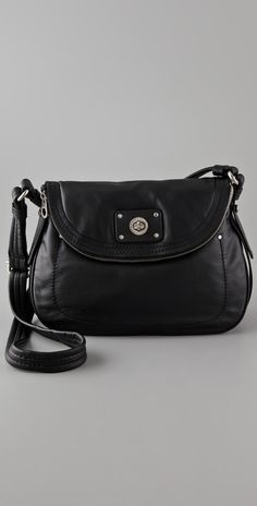 Marc By Marc Jacobs Totally Turnlock Natasha Bag thestylecure.com