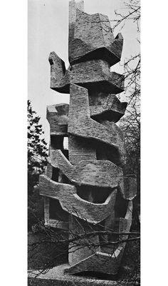 Andre Bloc-esculturas habitables