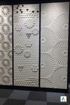 Wall Cladding Tiles, Cladding Design, Stone Cladding, Stone Wall Design, Wall Panel Design, 3d Wall Panels, 3d Wall Decor, Mural Wall Art, 3d Cnc