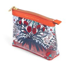 Marc by Marc Jacobs Landscape Clear Cosmetic Pouch