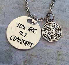 You Are My Constant Lost Tv Show Inspired by LulusStampings