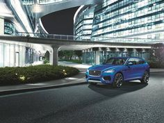 The Jaguar F-Pace is the brand first foray into the crucial SUV segment, with an emphasis on light weight with the use of aluminium coupled with those looks, we can see the F-Pace being a global hit.