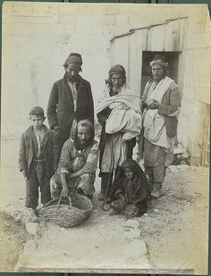 Group of Yemenite Jews. | Flickr - Photo Sharing!