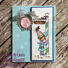 Handmade Card Making, North Pole, Snowflakes, Stamps, Greeting Cards, Santa, Charmed, Create, Paper