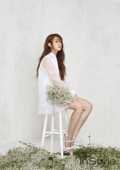 Han Hyo Joo - InStyle Magazine August Issue '16