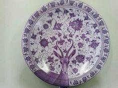 Turkish Art, Tile Art, Porcelain, Vase, Plates, Ceramics, Interior Design, Antiques, Tableware