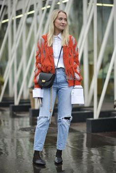 How To Dress For Cold Weather: Street Style Inspiration